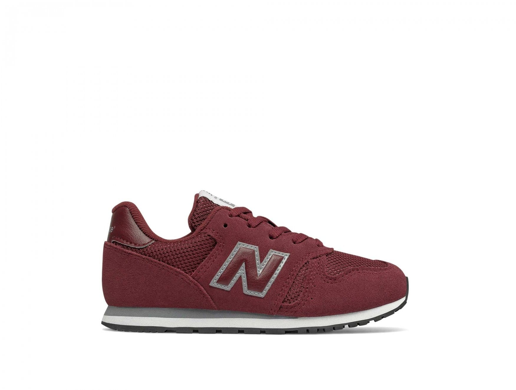 Zapatilla New Balance 373 Junior Burdeo