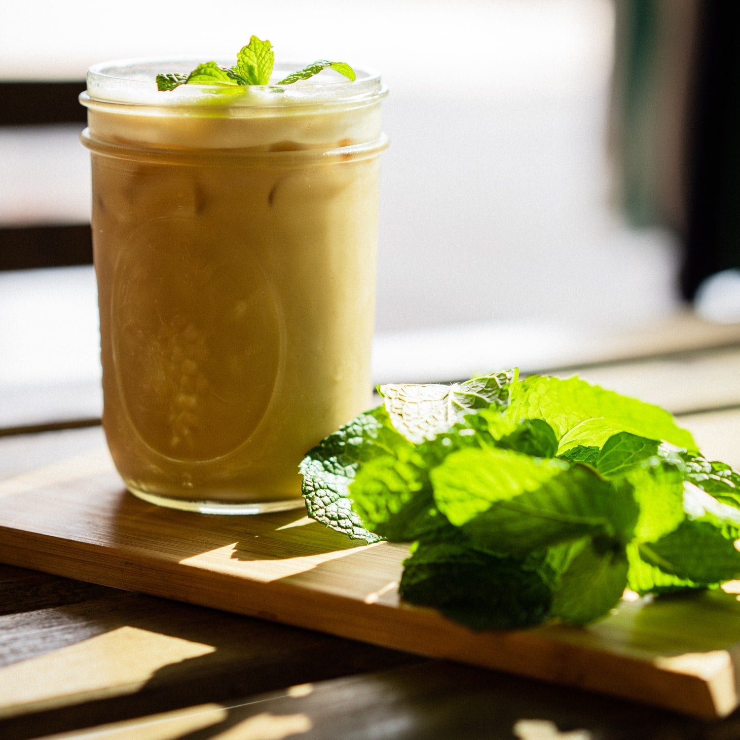 Jaunt Coffee Roasters Cold Brew Mojito