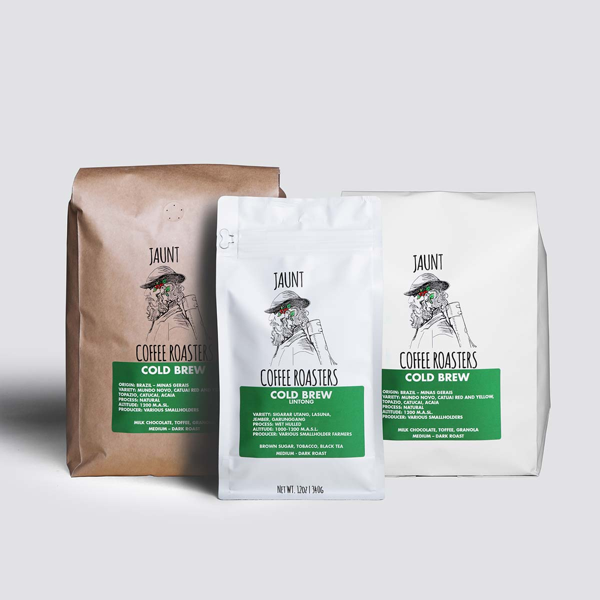 Jaunt Coffee Subscriptions