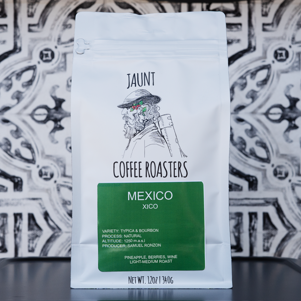 Jaunt Coffee Roasters Limited Offerings