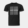 "Black ""Repeat"" T-Shirt - Apparel - Jaunt Coffee Roasters"