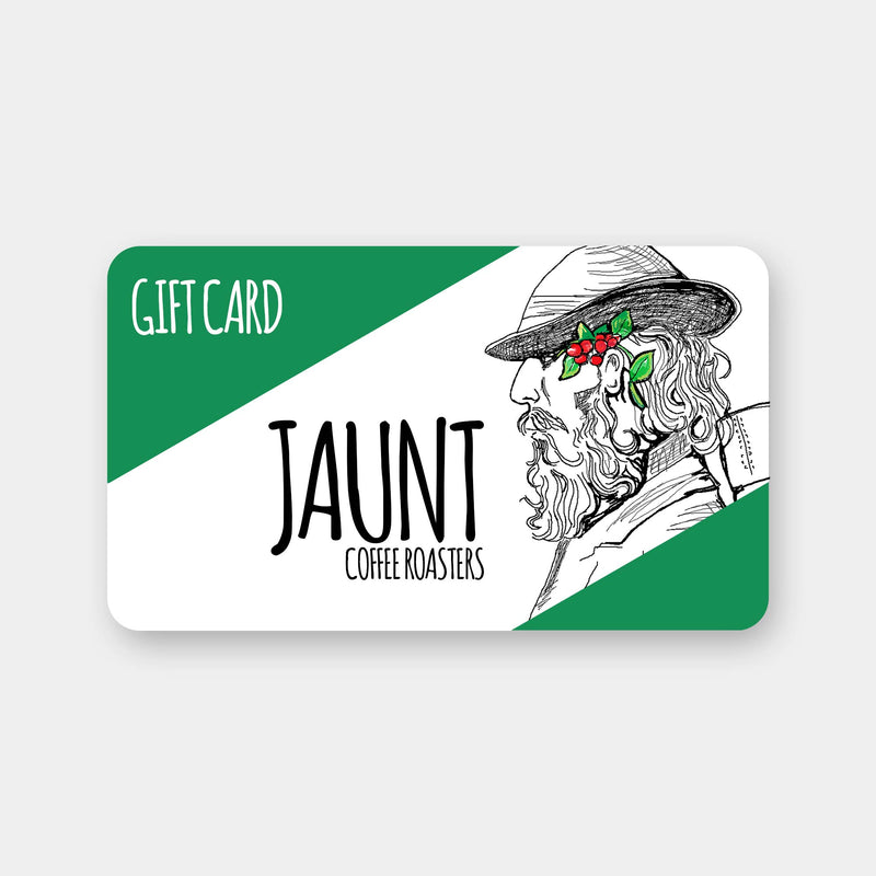 Gift Card - Gift Card - Jaunt Coffee Roasters