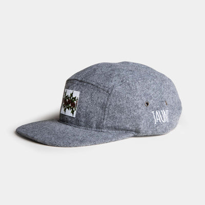 Melton Wool Hat - Heather Grey - Apparel - Jaunt Coffee Roasters