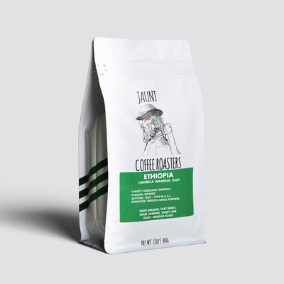 Single Origin Coffee Subscription -  - Jaunt Coffee Roasters