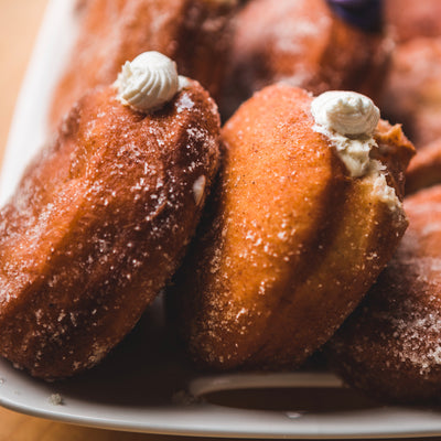 Filled - Malasada - Jaunt Coffee Roasters