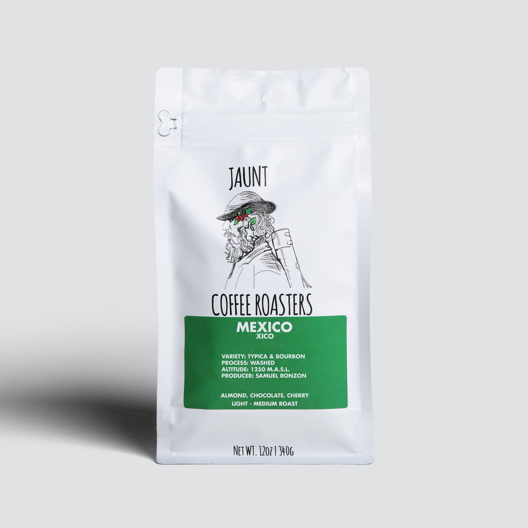 Mexico - Xico Trilogy Set - Light/Medium Roast - Jaunt Coffee Roasters