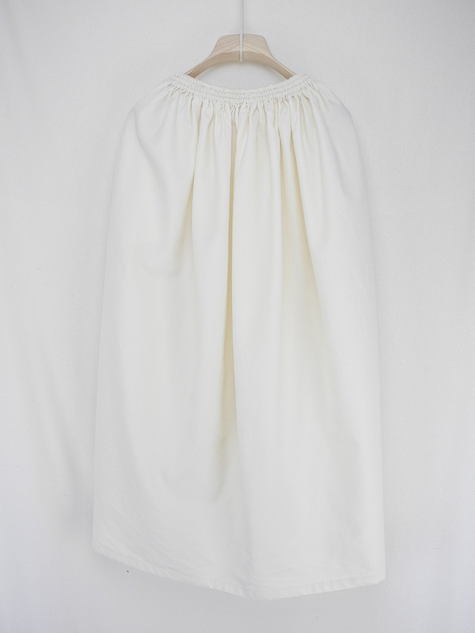 SKYE Skirt | Natural Wool