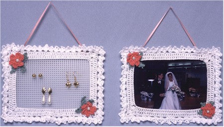 Picture Frame Free Pattern Maggie S Crochet