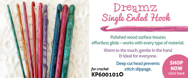 Dreamz Crochet hook Maggie's Crochet