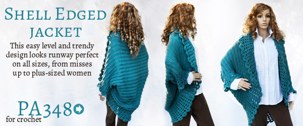 Adult Fishnet Poncho Free Crochet Pattern Maggies Crochet