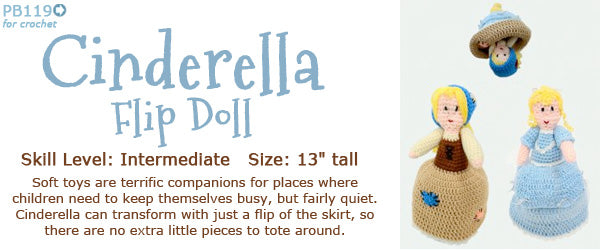 Doll Cradle Purse Free Crochet Pattern and Video Tutorial | 250x600