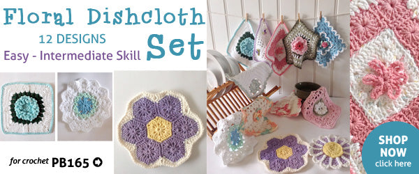 Trillium Flower Free Crochet Pattern Maggies Crochet