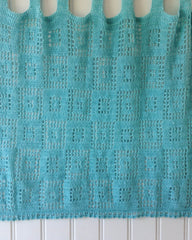 Cafe Curtain - Free Crochet Pattern – Maggie's Crochet