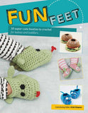Fun Feet - 30 Super Cute Booties to Crochet