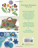 Crochet Flowers Step-by-Step: 35 Delightful Blooms for Beginners - Book - Maggie's Crochet