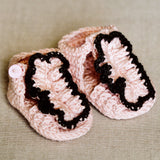 Super Cute Crochet for Little Feet: 30 Stylish Shoes, Booties, and Sandals to Crochet for Babies - Book