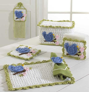 Bluebird Kitchen Set