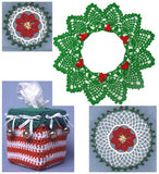 Christmas Through the Home Crochet Pattern - Maggie's Crochet