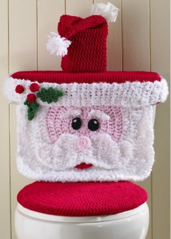 Crochet Patterns Toilet Tissue Covers Free Crochet Patterns