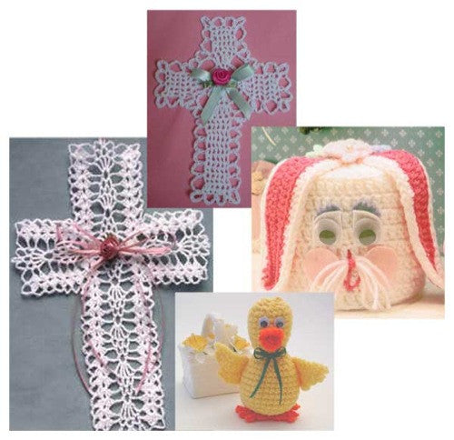Easter Decor Crochet Pattern - Maggie's Crochet