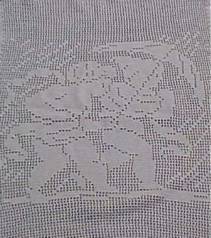 Filet Calendar Crochet Pattern - Maggie's Crochet