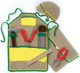 Handy Andy Tool Set Crochet Pattern - Maggie's Crochet