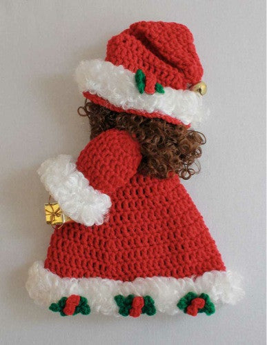 Holiday Broom Dolls 2 Crochet Pattern PDF ONLY – Maggie's ...