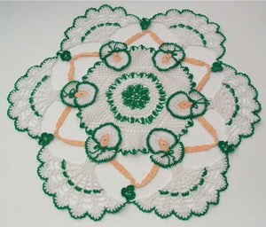Irish Ladies Doily Crochet Pattern - Maggie's Crochet