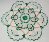 irish ladies doily crochet pattern