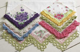 lace edging crochet pattern