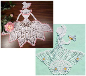 Ladies of Lace Crochet Pattern - Maggie's Crochet