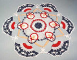 ladies of victory doily