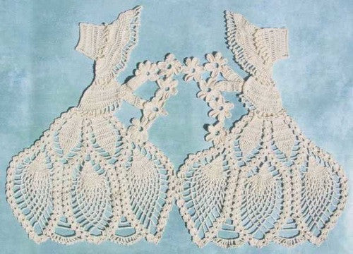Old Fashioned Girl Doily Crochet Pattern - Maggie's Crochet