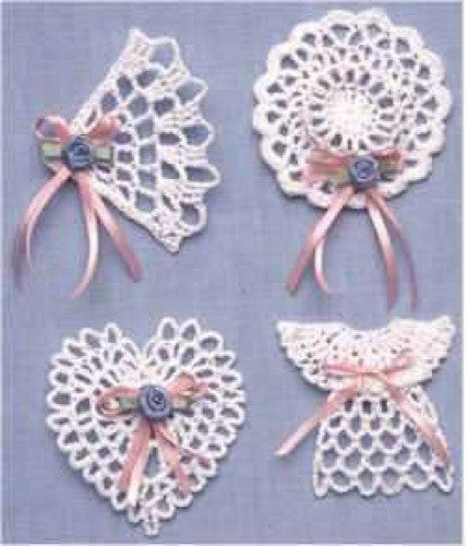 Victorian Lace Fridgies Crochet Pattern - Maggie's Crochet