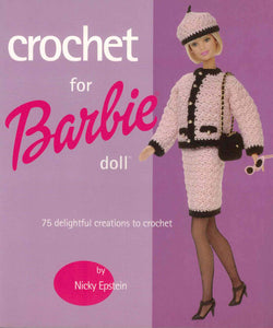 Crochet for Barbie Doll: 75 Delightful Creations to Crochet - Book - Maggie's Crochet