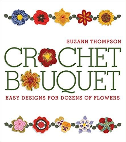 Crochet Bouquet Pattern Book - Maggie's Crochet