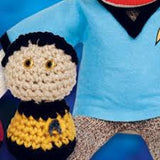 Star Trek Craft Book - Maggie's Crochet