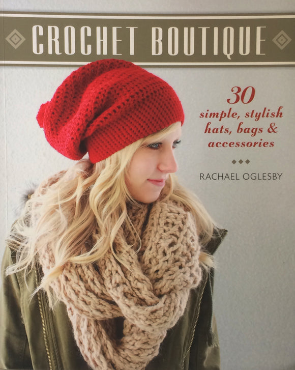 Crochet Boutique Pattern Book - Maggie's Crochet