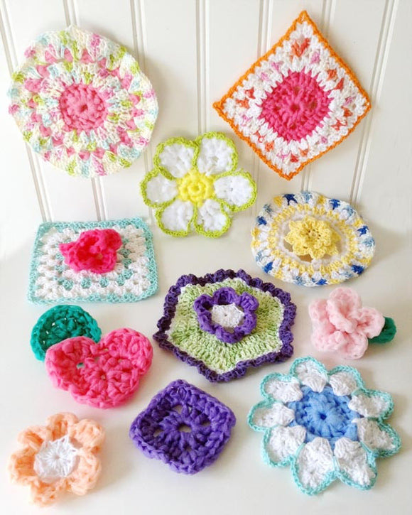 Scrubby Set Crochet Pattern