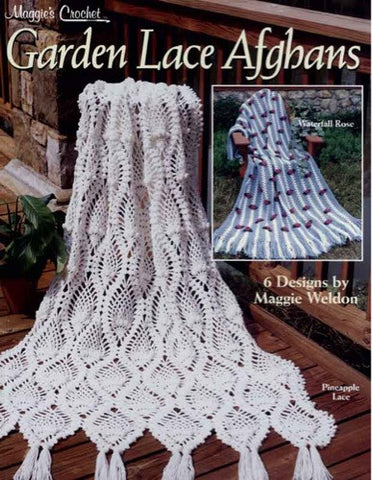 Garden Lace Afghans