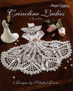 Crinoline Ladies Leaflet Download - Maggie's Crochet