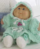 Baby Doll Wardrobe Crochet Pattern