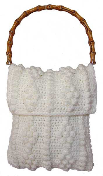 Fisherman Style Retro Bag Pattern - Maggie's Crochet