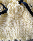 Beginner Hat and Mitten Set Crochet Pattern