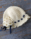 Beginner Hat and Mitten Set Crochet Pattern - Maggie's Crochet