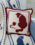 Cat & Mouse Afghan Crochet Pattern - Maggie's Crochet