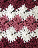 Catherine Wheel Afghan Pattern