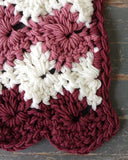 Catherine Wheel Afghan Pattern - Maggie's Crochet