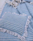 Lullaby Cotton Afghan & Pillow Set