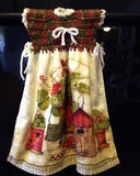 Oven Door Dress, Potholder, and Fridgie Crochet Patterns